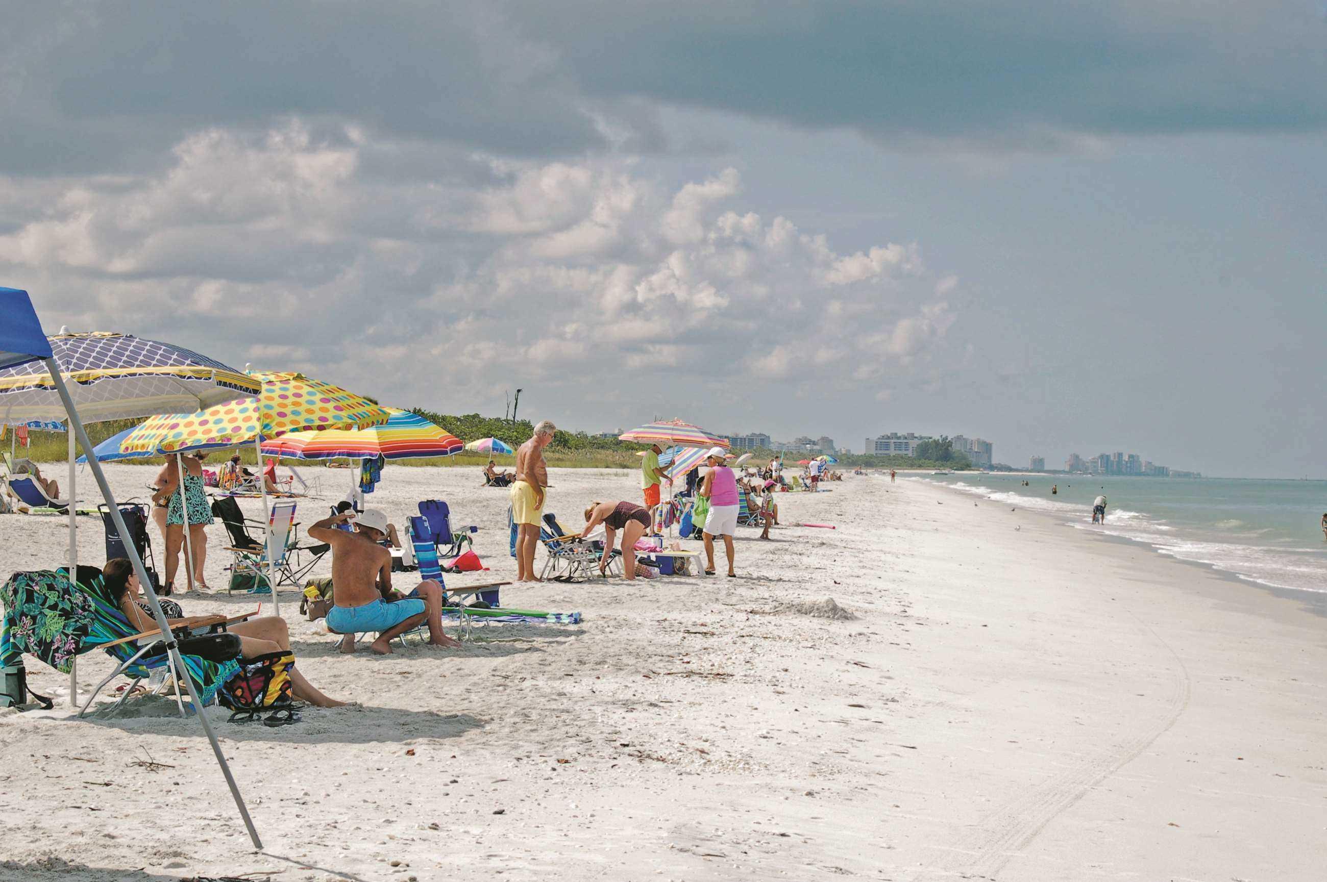Bareftoot Beach