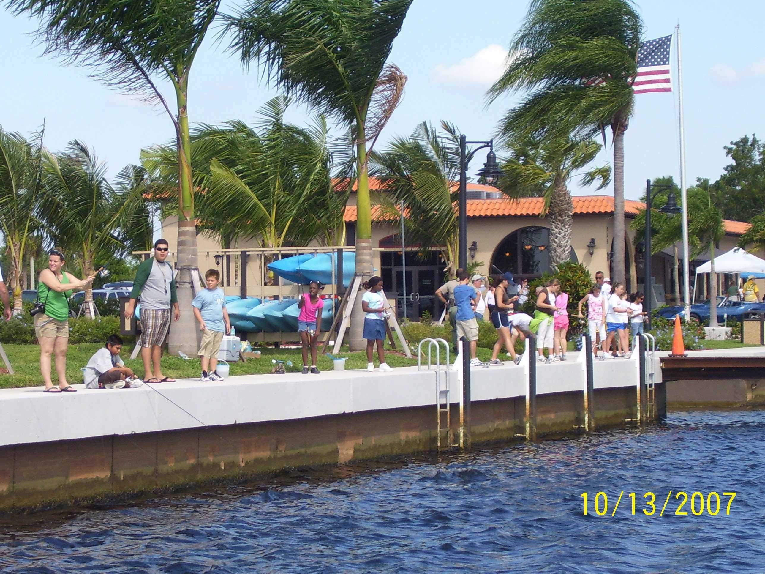 Childrens Fishing Clinic 1