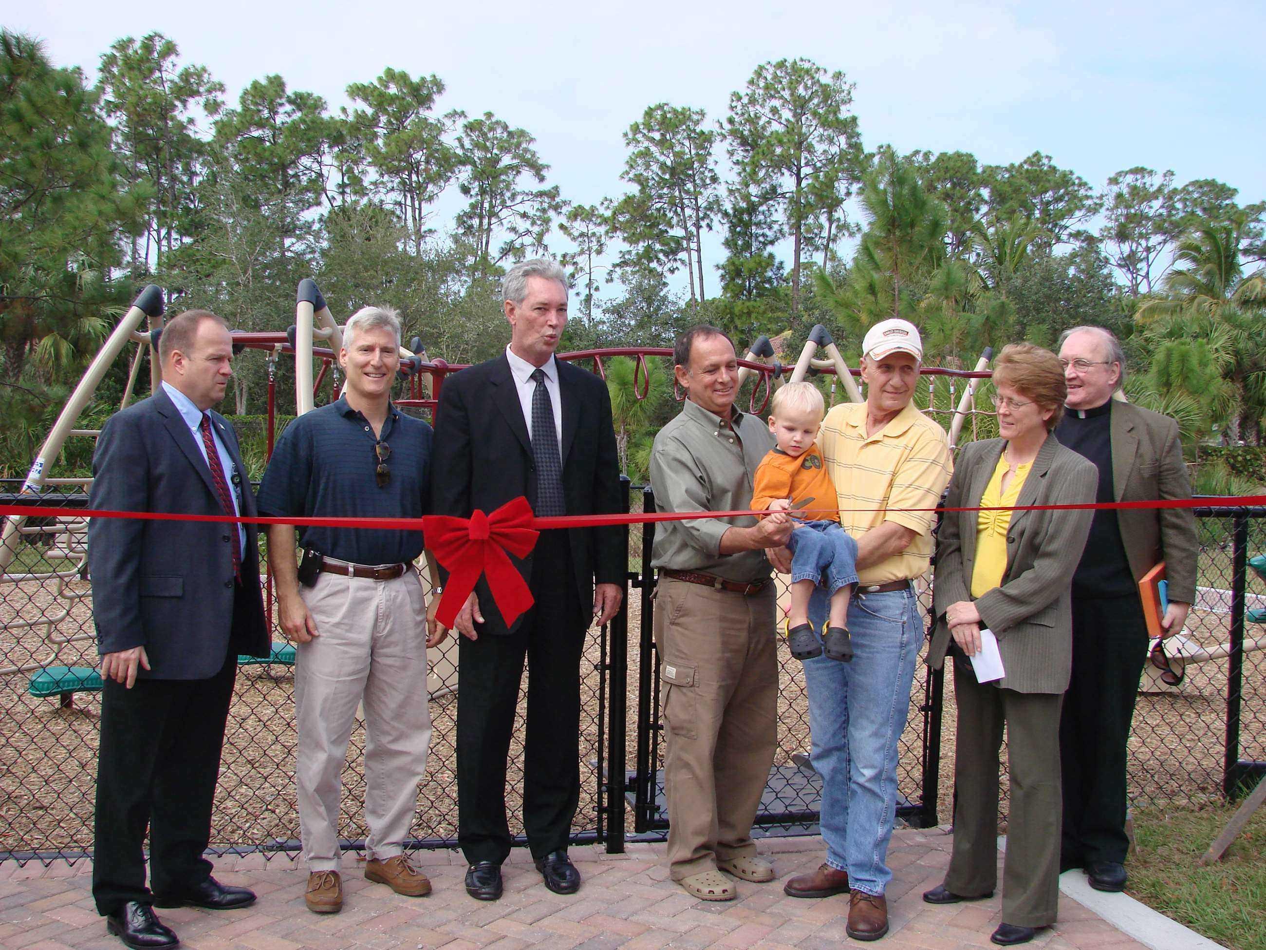 Oakes Neighborhood Park Grand Opening 028