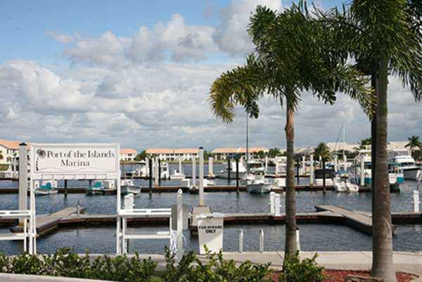 Port of the Islands Marina 2 1