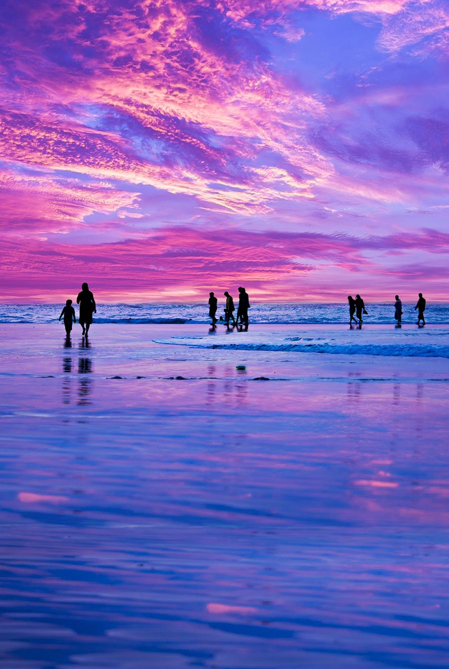 beach homepage