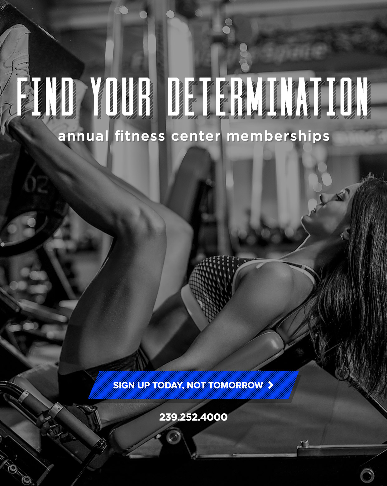 Find Your Determination Mobile
