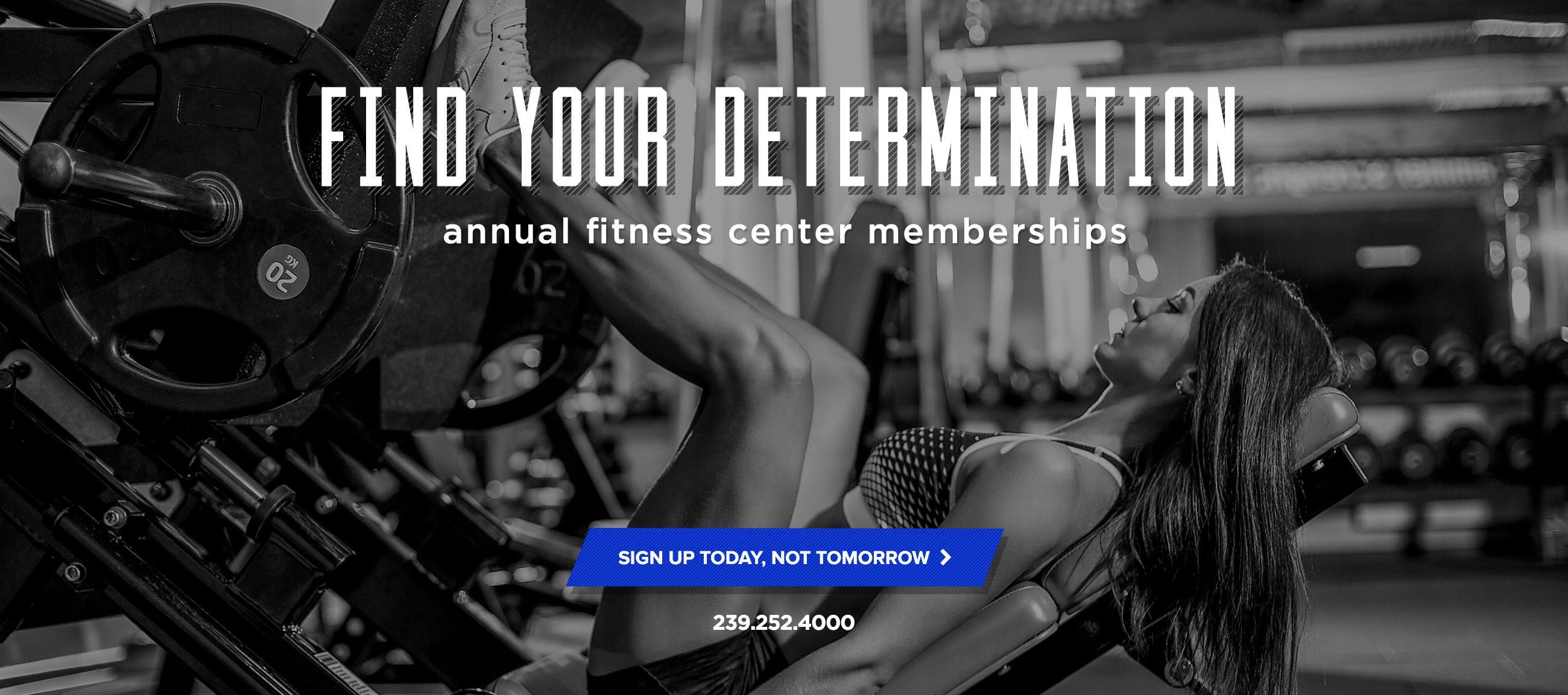 Find Your Determination