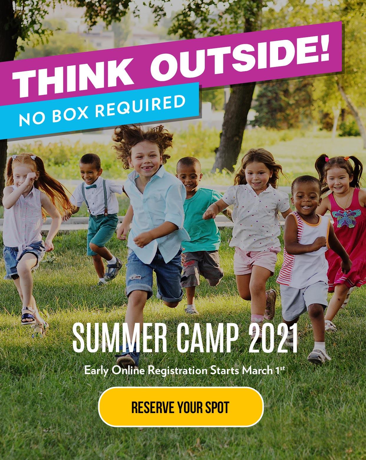 Summer Camp 2021 Mobile