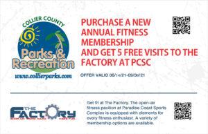 6 15 2021 Fitness Promotion Flyer