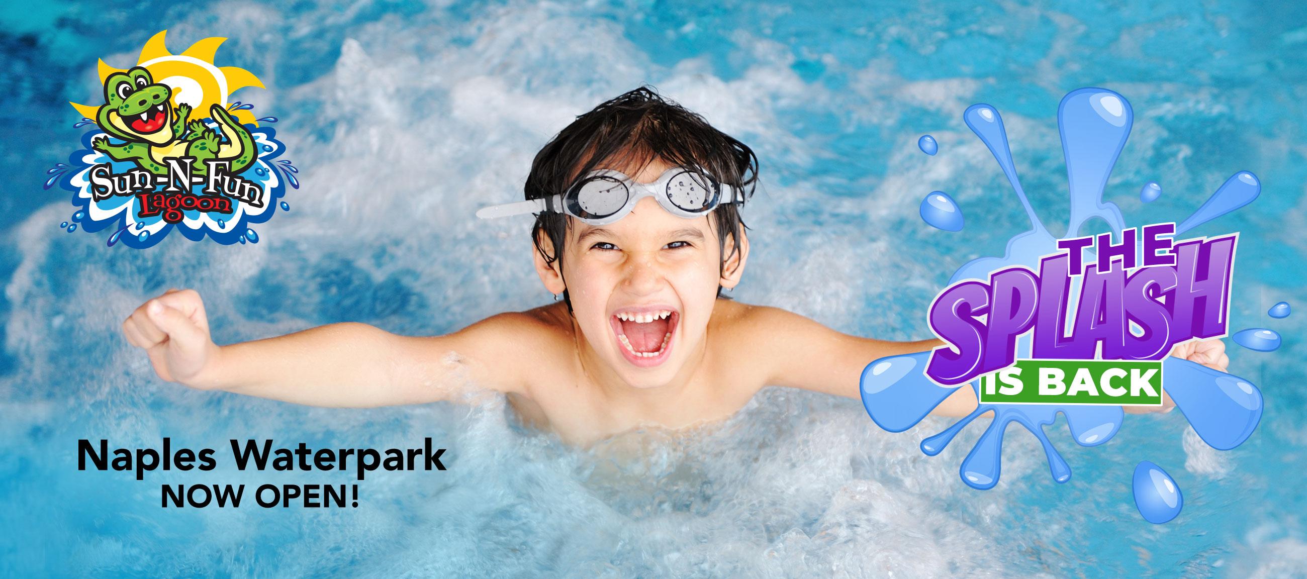splash is back 21