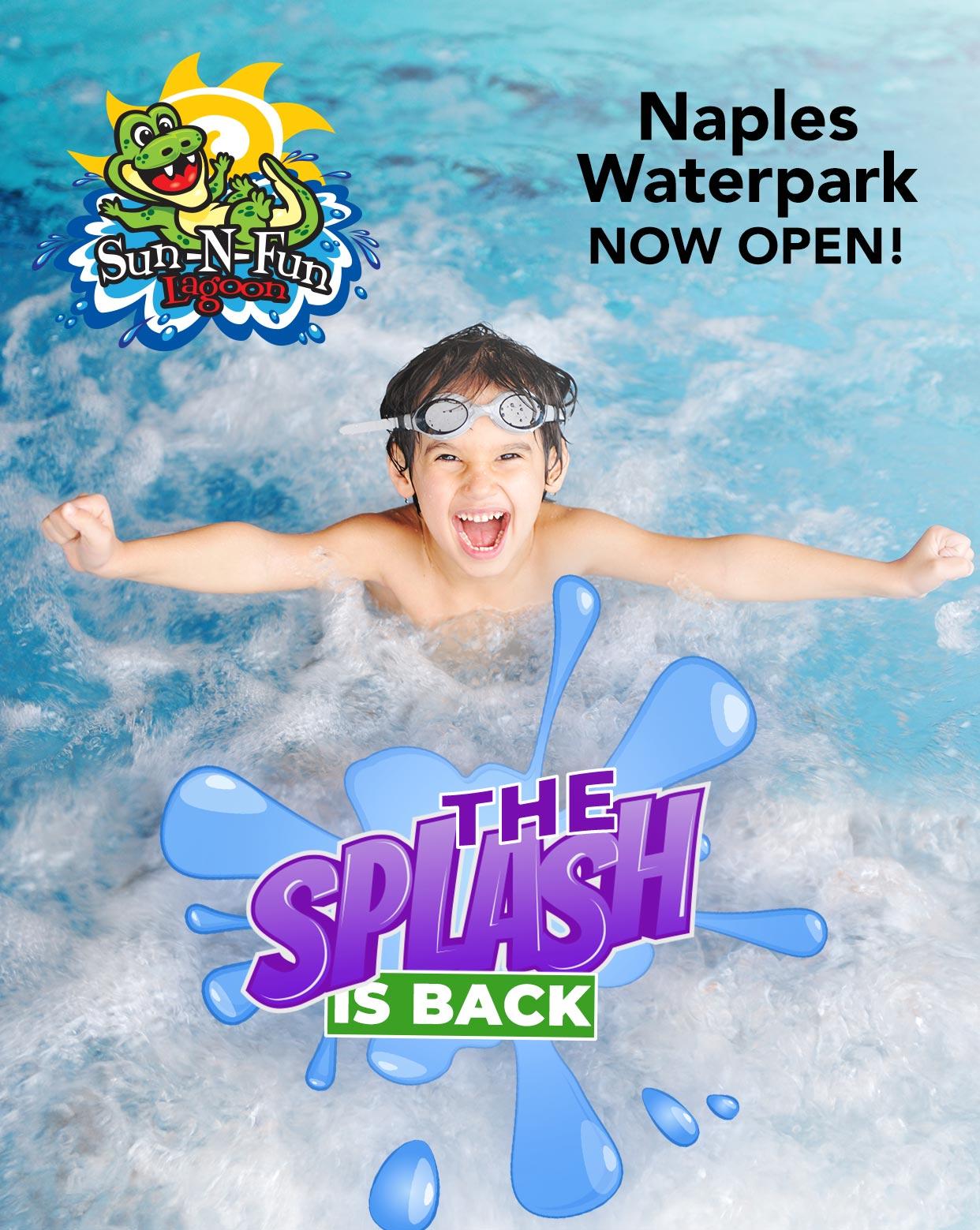 splash is back mobile sliders 21