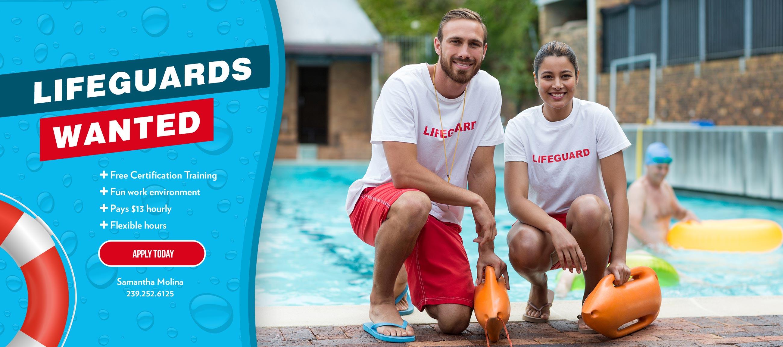 Lifeguards Wanted 1