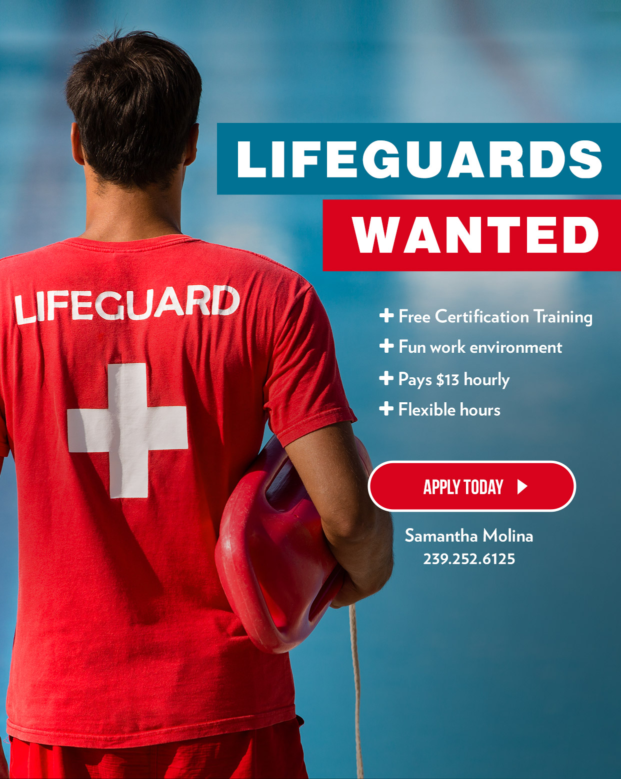 Lifeguards Wanted 3 mobile